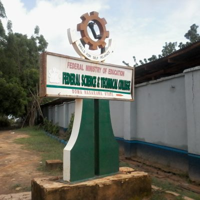 Federal Science And Technical College, Doma In Dire Need of English And Mathematics Teachers
