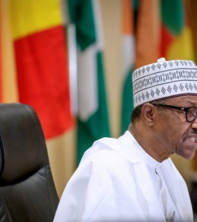 Let's Team Up To Reverse Infrastructure Deficit, Buhari Urges Nigerian Engineers