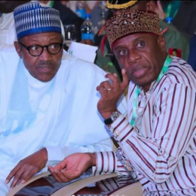 Buhari, APC hand-over governance to looters -Timi Frank