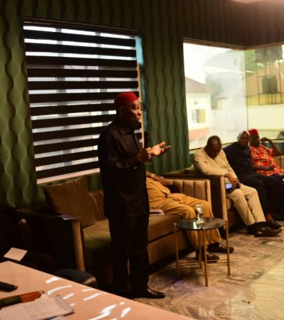 Imo Govt Constitutes ISOPADEC Advisory Council