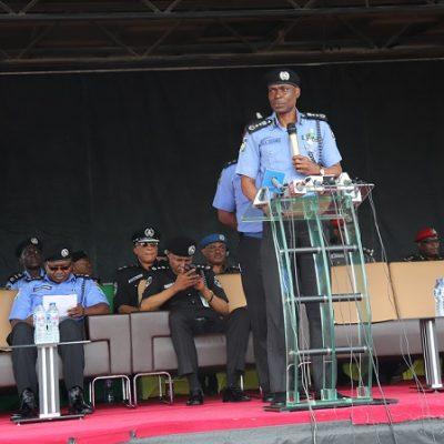 Address By IGP: Deployment Of K9 To Nigeria Railway Stations