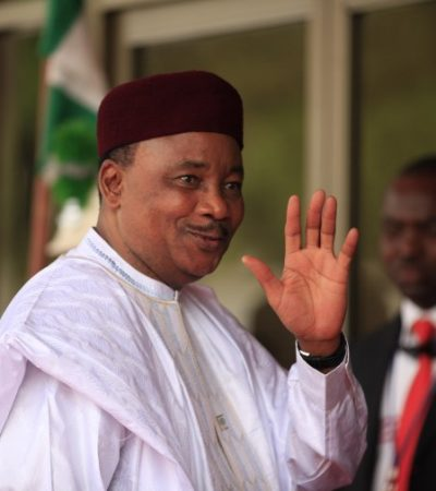 Niger President elected ECOWAS Chairman