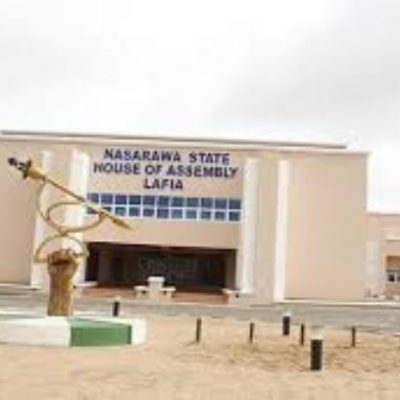 6th Nasarawa State House of Assembly re-elects Balarabe-Abdullahi as Speaker