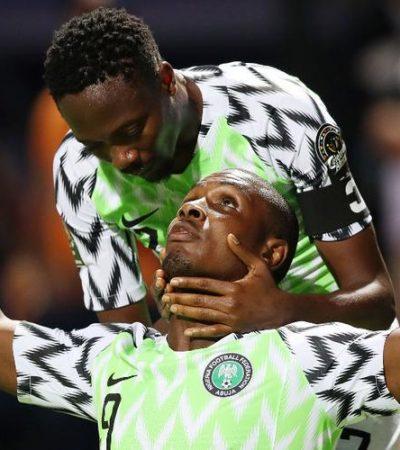 AFCON: Nigeria defeats Burundi 1: 0
