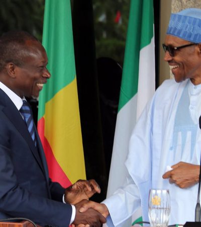 President Buhari Stresses Need For Peace In Benin Republic