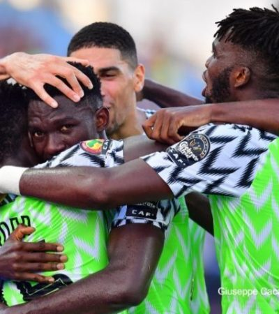 Ex-international lauds Eagles over performance against Brazil
