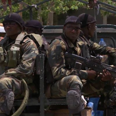 Armed forces college alerts public of troops' movement ahead of field exercise