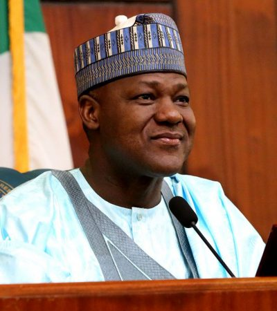 """With 382 Bills, we have surpassed records of all previous Assemblies"" – Dogara"