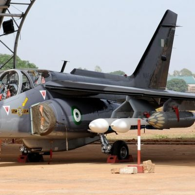 NAF Re-activates 3 Aircraft, As Chief of Air Staff Vows to Crush Insurgents, Bandits