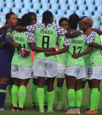 Falcons' remaining in hotel after World Cup elimination embarrassing – Ekpo