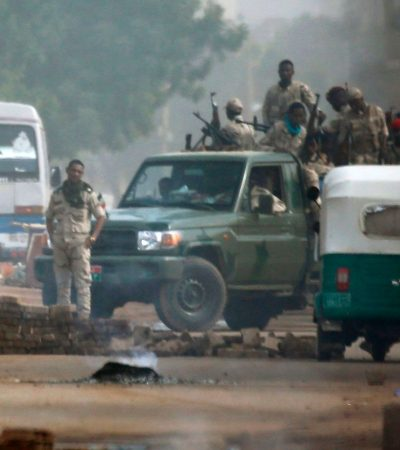 Sudan 'on verge of civil war', protest leader warns