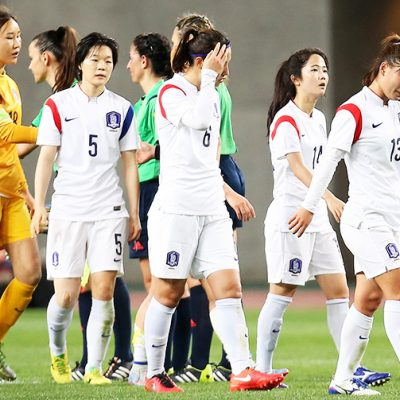 South Korea must take France drubbing on the chin – coach