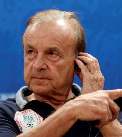Rohr says VAR delay unsettled Super Eagles