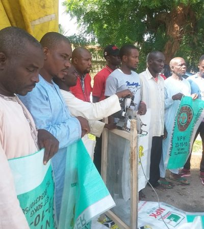 EFCC Arrests 8 for Producing, Selling Adulterated Fertilizer
