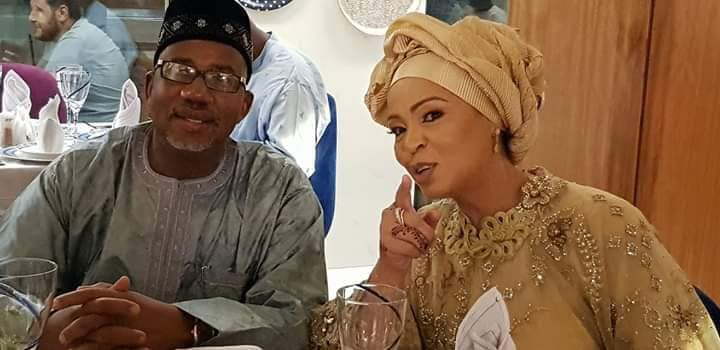 Bauchi Gov Takes New Wife From Lebanon