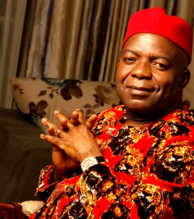 Abia APGA slams indefinite suspension on Otti for alleged anti-party activities