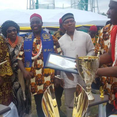 Igbo leaders, groups meet in UK, strategise on culture, security