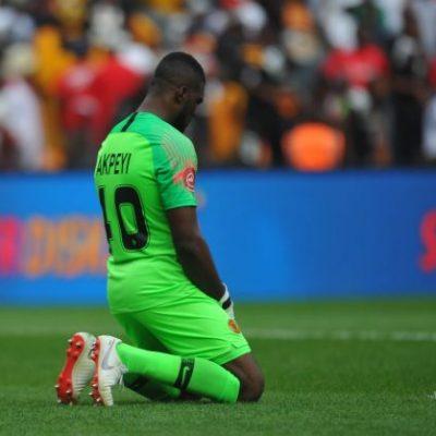 Afcon: I wish Algeria can retake the free-kick – Daniel Akpeyi