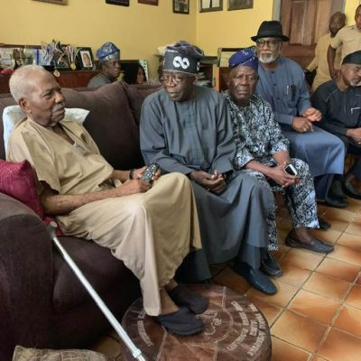 Ignore Tinubu's comment, he cannot speak for southwest – Activist