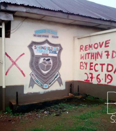 Orie Emene demolition: School children beg Gov Ugwuanyi for resettlement