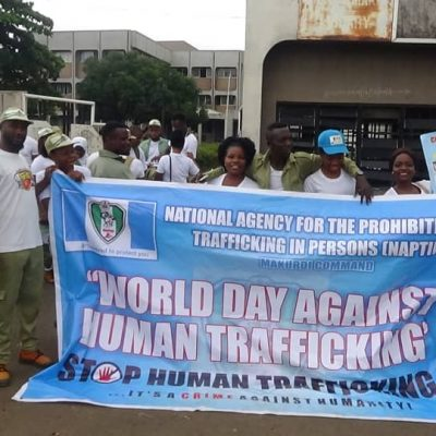 World Day Against Human Trafficking:NAPTIP Rescues 86 Victims in One Year