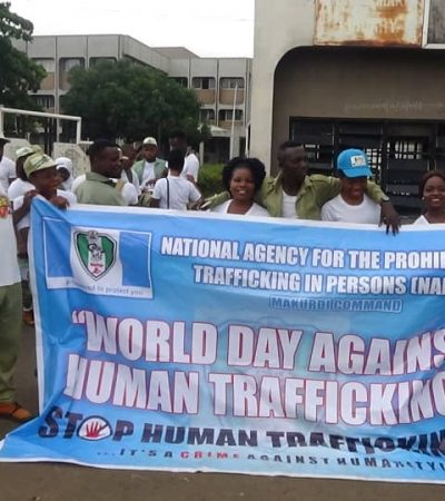 World Day Against Human Trafficking: NAPTIP Rescues 86 Victims in One Year