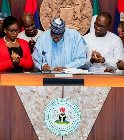 'Beyond Signing The Not Too Young To Run Bill: President Buhari's Cabinet and Implications for Youth Inclusion' – by Ibrahim Faruk