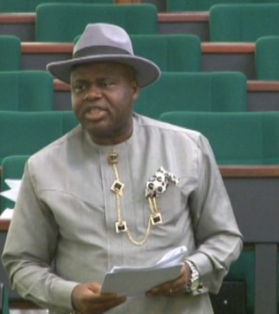 Sen. Diri joins Bayelsa governorship race