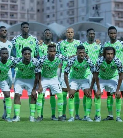 Football stakeholders tip Super Eagles for AFCON final match
