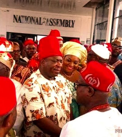 Umeh: Giant Strides Of A Patriot – By Dr. Nduka Eze
