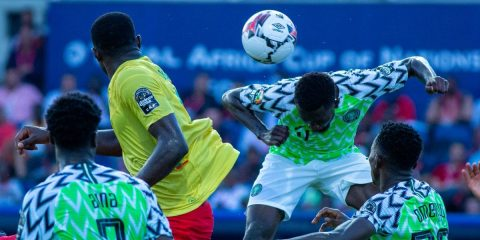AFCON 2019: Football fans in Kano urge Super Eagles to beat S/Africa