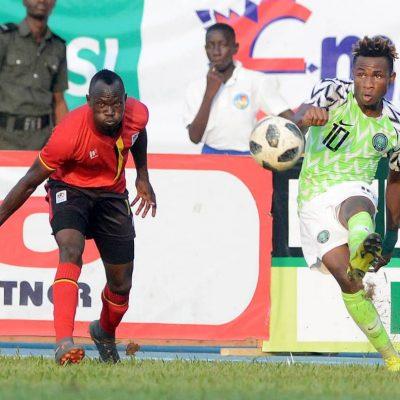 AFCON: President Buhari Hails Victorious Super Eagles