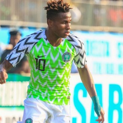 News Flash: Super Eagles Beat South Africa