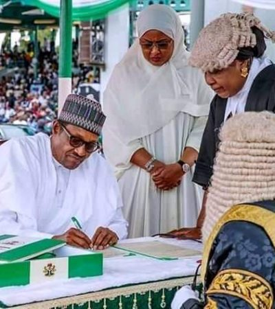 Just In: Buhari Approves New aides for Aisha Buhari