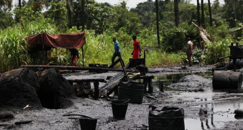 Rivers lawmaker surprised over illegal oil bunkering, piracy despite JTF presence