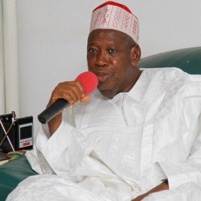 2019 Hajj : Ganduje showers Over 160,000 Saudi Riyals on Pilgrims