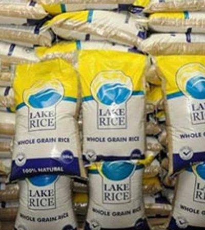 Lagos Begins Sales Of Lake Rice For Eid Celebration