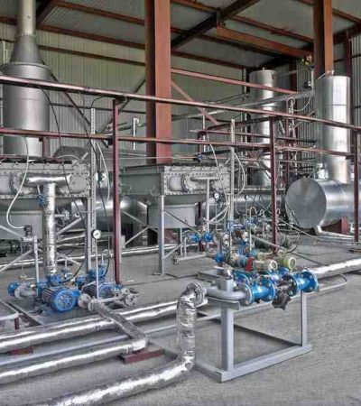 Edo's 6,000 bp/d modular refinery soon to commence operation