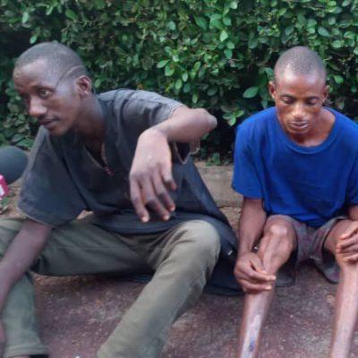 Police parade Fulani Herdsmen For Killing 2 Catholic priests in Enugu