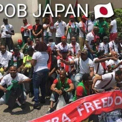 Presidency dismisses reports on protest against Buhari in Japan