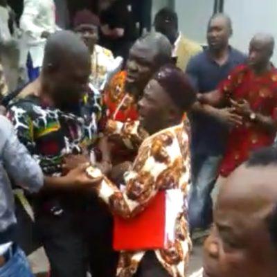 """The attack on Sen. Ekweremadu as untoward"" – World Igbo Congress"