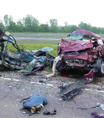 20 people burnt beyond recognition in ghastly auto crash in Bauchi