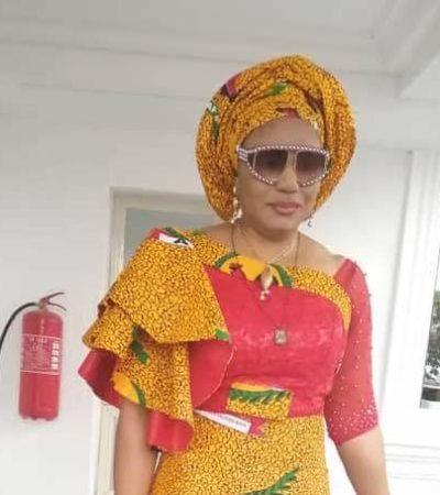 CAFÉ 5th Anniversary: Mrs Obiano Thanks Anambra and Friends