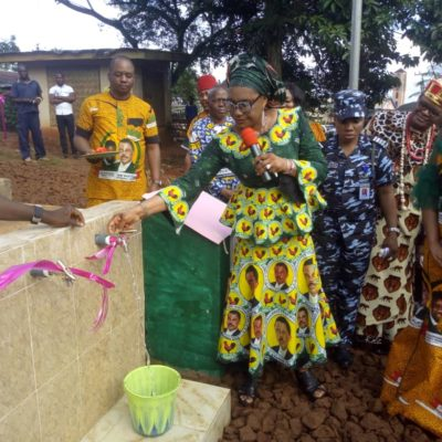 Osodieme Boosts Clean Nigeria…Campaign