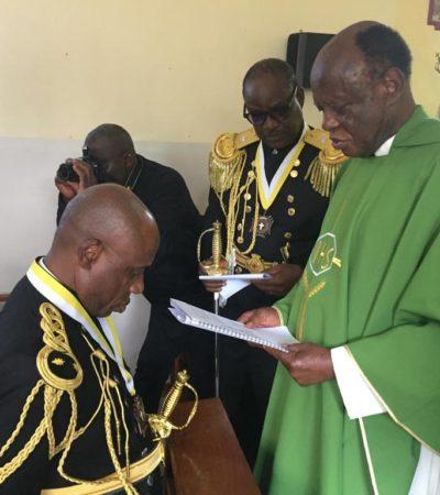 Amaechi gets  highest Catholic Knight's promotion