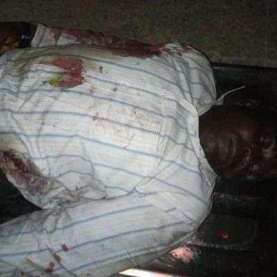 Armed Robbers Killed 3 Policemen, Driver In Nasarawa's Dep Gov's Convey
