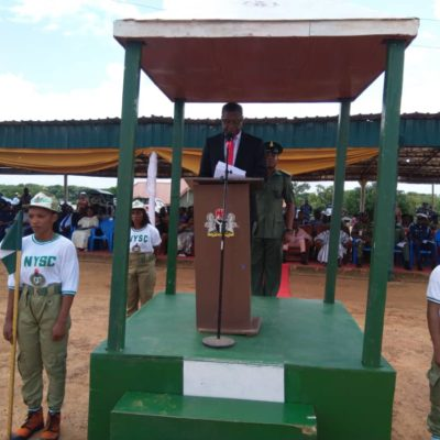 NYSC Orientation Camp: Benue Govt Tasks Corps Members On Unity, National Devt