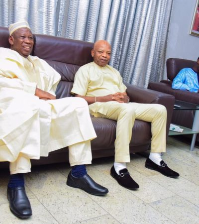 Prince Arthur Eze Promises To Invest In Kano, As Ganduje Woos Him