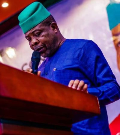 Gov Ihedioha To Okorocha: The Innocent Has Nothing To Fear