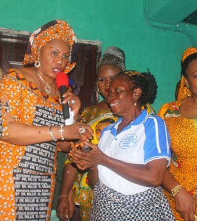 World Humanitarian Day: Osodieme Applauds UN concern on Women